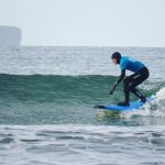 Try your hand on a surfboard